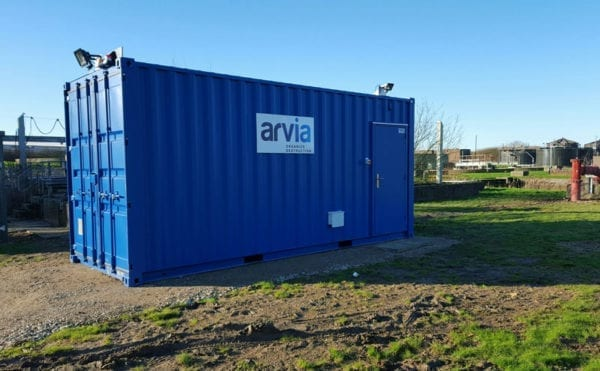 Anglian Water successfully trials Arvia technology