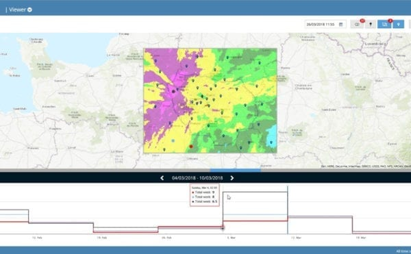 New partner adds hydrologic models and data to cloud service