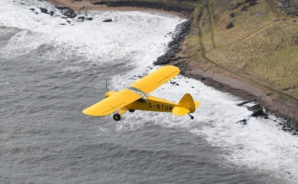 Taking to the skies to find Scotland's coastal and marine litter hotspots