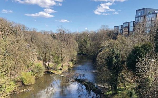 Infrastructure overhaul begins in Glasgow's west end