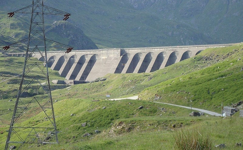 New pumped-storage hydro plant to be opened at Loch Ness