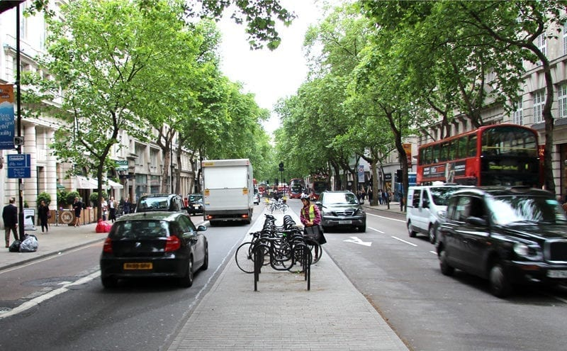New 'hyperlocal' air quality network for London