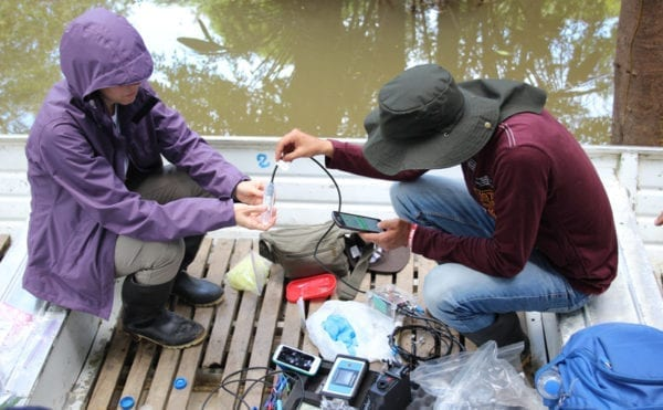 New device will help protect vulnerable communities in Colombia from unsafe water