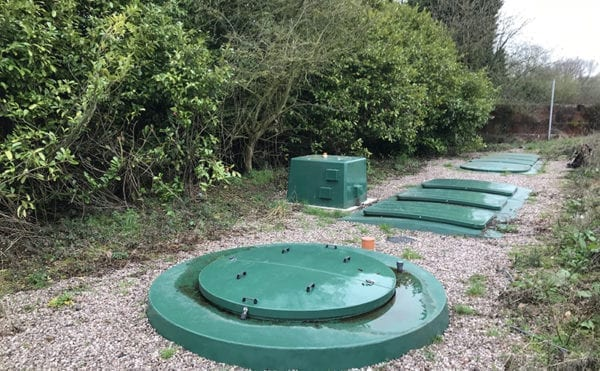 HiPAF tank repurposed for wastewater upgrade