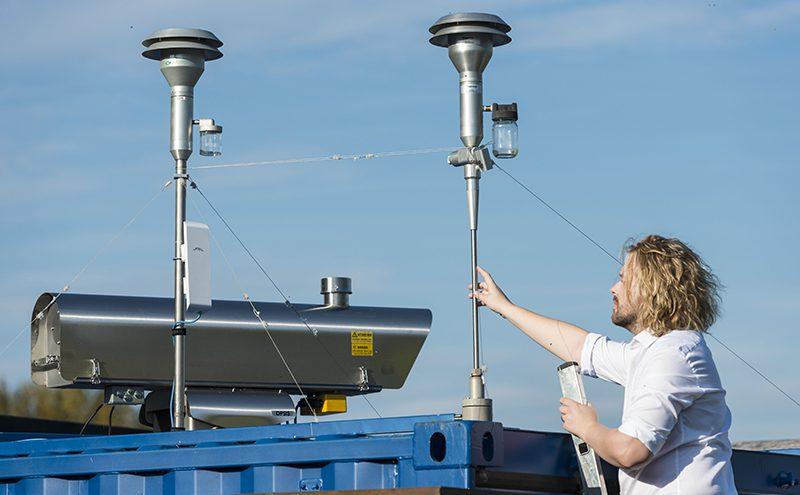 Air Monitoring Service Launches In Brighton Envirotec