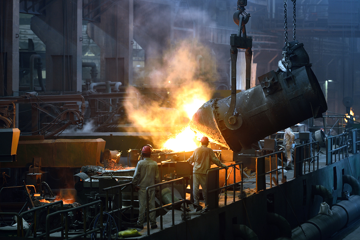 iron-and-steel-production