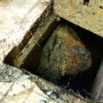 blokced-drainage-pipe