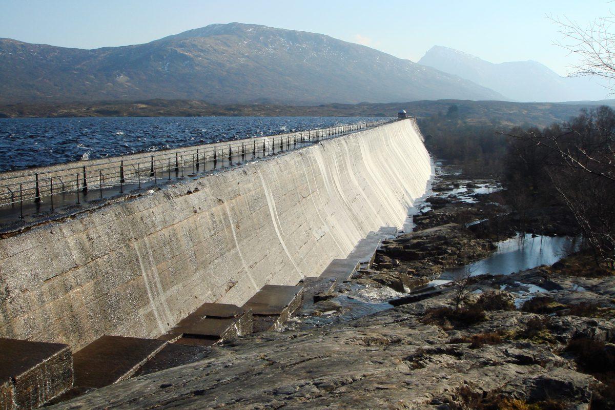 Blackwater-Dam-Kinlochleven