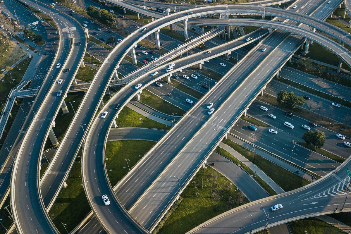 Roads in China