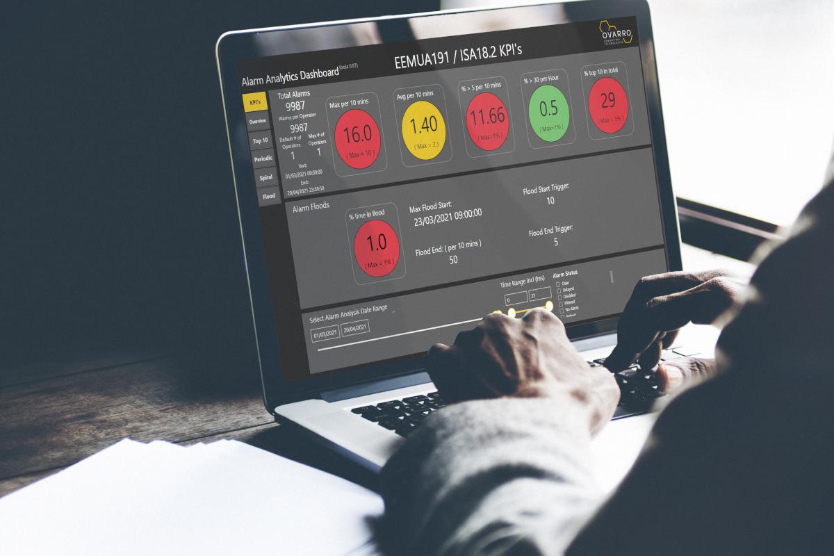 AlarmVision-dashboard
