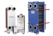 Alfa Laval recyclable heat exchangers