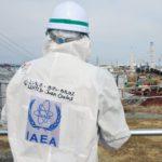 IAEA inspecting Fukushima water tanks
