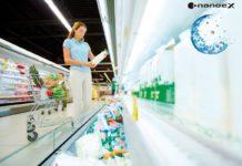 Panasonic nanoe™ X ionisation system in supermarket