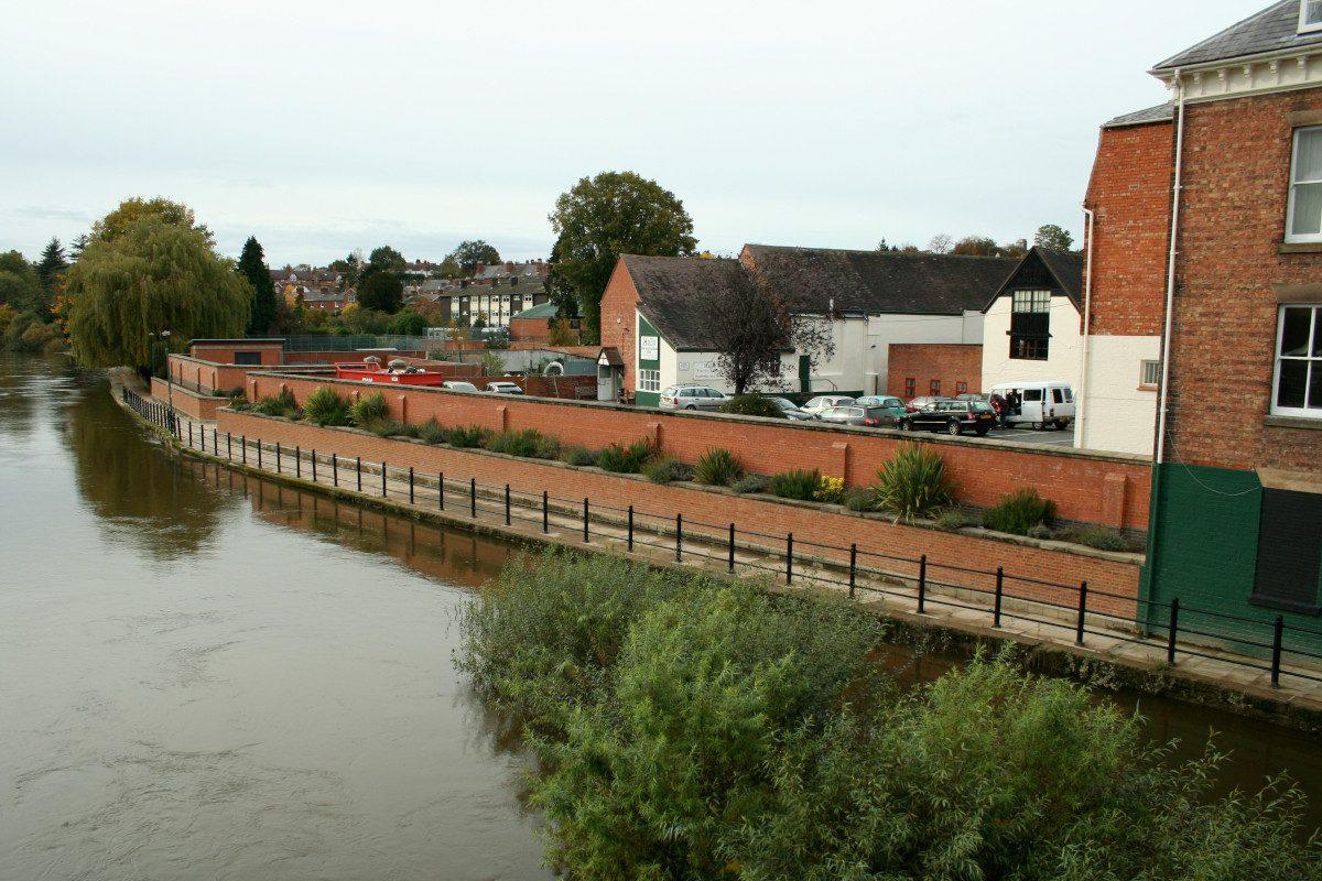 frankwell-flood-defences