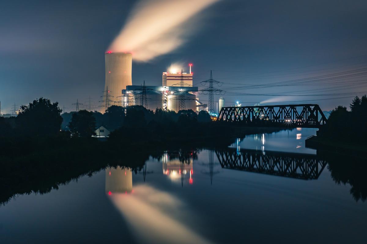 Coal-Powerplant-in-Lunen-Germany