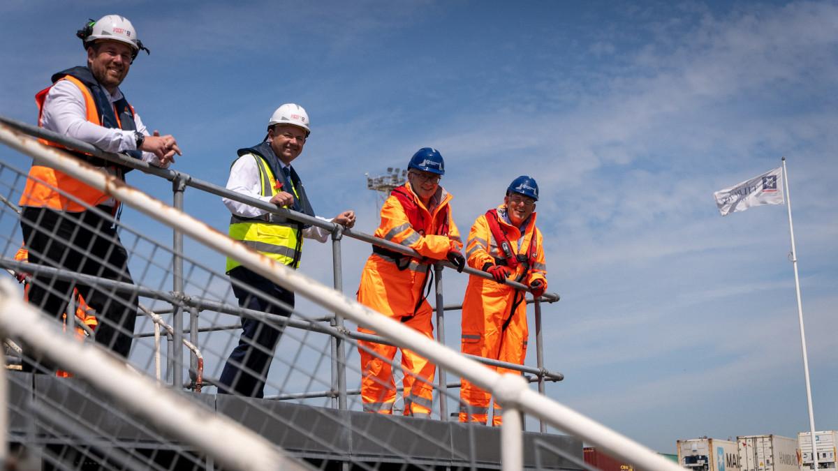 Port-of-Tilbury-project-EA-and-POT-site-visit