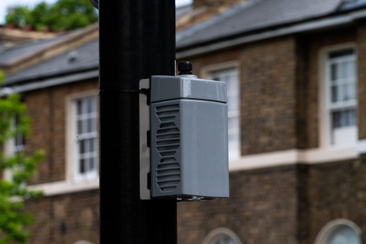 Air-Labs-sensor-Camden-London