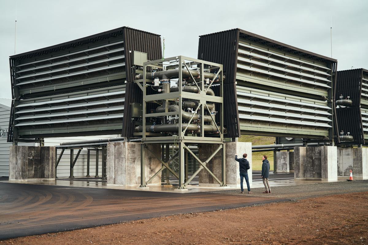 Climeworks-DAC-plant