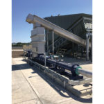 SEEPEX pumps back mix 30% DS dewatered sludge into 150m3/h 6% DS homogenous mixture in under 1 hour.